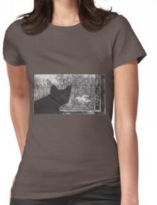 Missed Another One Womens Fitted T-Shirt