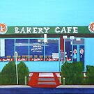 Bakery Cafe by Joan Wild