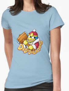 DEDEDELICIOUS Womens Fitted T-Shirt
