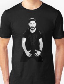 JUST DO IT. (Transparent text) T-Shirt