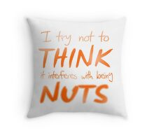 Quote Pillow Throw Pillow