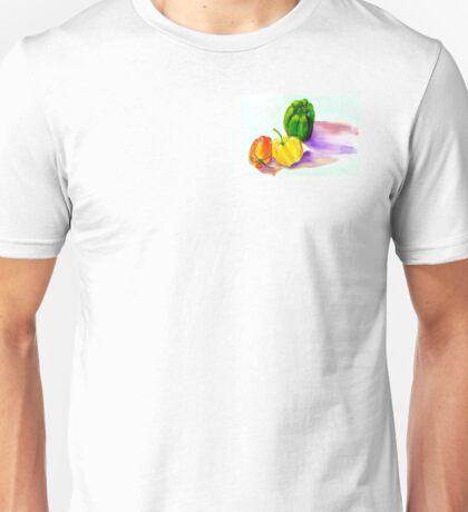 Dos Amigos plus One Unisex T-Shirt