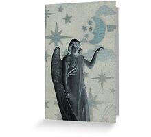 Angel Luna Greeting Card