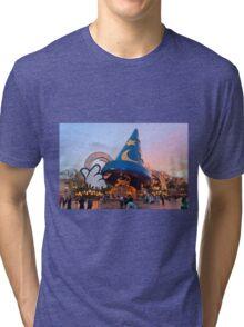 Hollywood Studios After the Rain Tri-blend T-Shirt