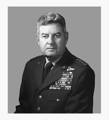 General Curtis Lemay Photographic Print