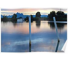 Twillight Tweed River Poster