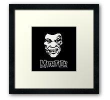 The Mithfith Framed Print