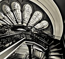 Stained with History II - Queen Victoria Building, Sydney by Rodney Campbell