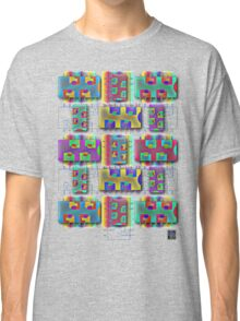 """Electronic Circuit Logic Gates""© Classic T-Shirt"