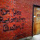 Back Alley Wisdom 7 by Clayton  Turner
