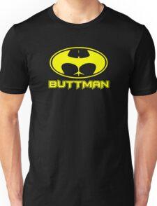 Buttman Butt Crack Unisex T-Shirt