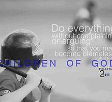 Children of God (B) by jegustavsen