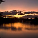 Lake of The Ozarks Sunset  by yamiyalo