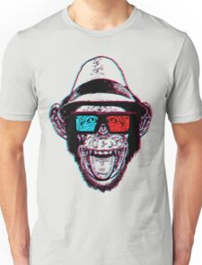 HIPSTER CHIMP - THE CHIMPSTER Unisex T-Shirt