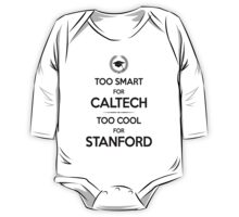 Too Smart for Caltech One Piece - Long Sleeve