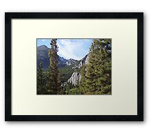 Rocky Mountains, Colorado Framed Print