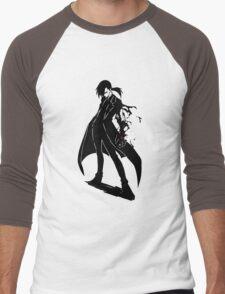 fullmetal alchemist greed ling yao anime manga shirt Men's Baseball ¾ T-Shirt