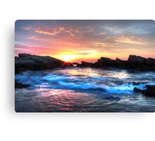 Broulee Morning Canvas Print