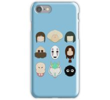 Spirited Away (Minimalistic)  iPhone Case/Skin