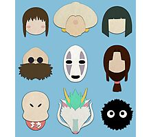 Spirited Away (Minimalistic)  Photographic Print