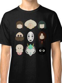 Spirited Away (Minimalistic)  Classic T-Shirt