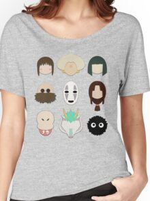 Spirited Away (Minimalistic)  Women's Relaxed Fit T-Shirt