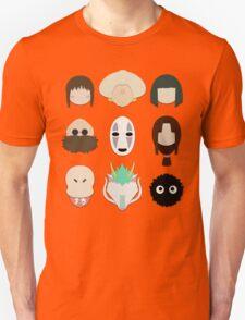 Spirited Away (Minimalistic)  T-Shirt