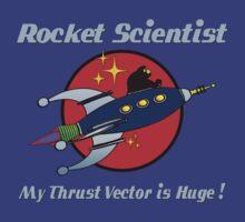 ROCKET SCIENTIST by GUS3141592