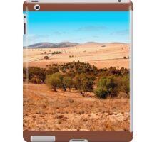 Sun Burnt Australia iPad Case/Skin