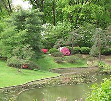 Serenity Garden by Hope Bruns