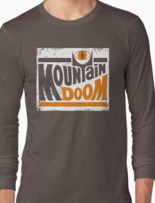 Mountain Doom Long Sleeve T-Shirt