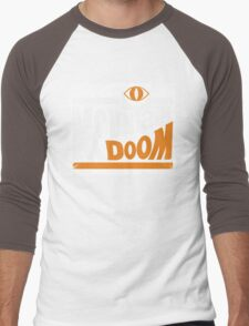 Mountain Doom Men's Baseball ¾ T-Shirt