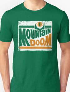 Mountain Doom Unisex T-Shirt