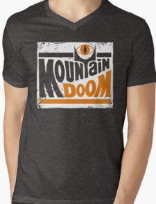 Mountain Doom Mens V-Neck T-Shirt
