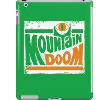 Mountain Doom iPad Case/Skin
