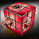 Cubed by Kym Howard
