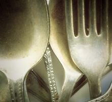 Silverware... by Malcolm Garth