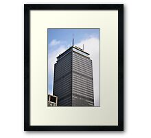 Prudential Building Boston MA Framed Print