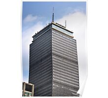 Prudential Building Boston MA Poster