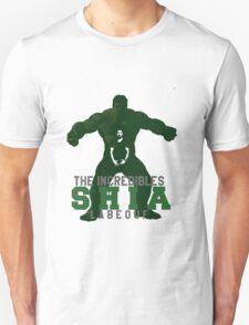 The incredible Shia Labeouf T-Shirt