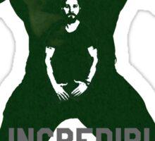 The incredible Shia Labeouf Sticker