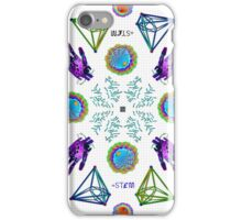 """STEM Symbols 3""© iPhone Case/Skin"