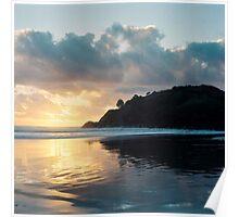 Reflected Morning Light Poster