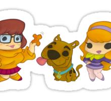 Scooby Doo Gang Sticker