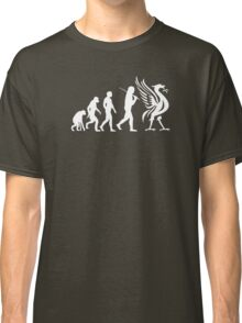 Evolution to..be Classic T-Shirt