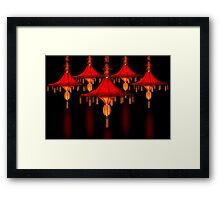 Luminescence Framed Print
