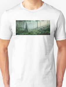 Forest of the Faded Ones Unisex T-Shirt