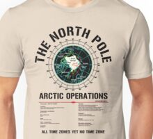 The North Pole Unisex T-Shirt
