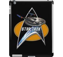 StarTrek Enterprise NX01  Command Signia Chest 2 iPad Case/Skin