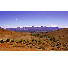 The Australian Outback Photographic Print